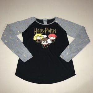 Harry Potter Graphic Shirt XL (14-16)